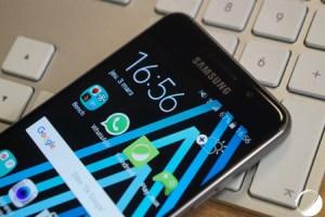 Test du Samsung Galaxy A3 (2016), petit et séduisant