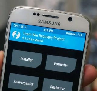 TWRP : le recovery alternatif arrive sur le OnePlus 3T, le ZTE Axon 7 et des smartphones BQ