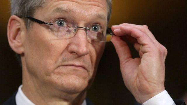 Apple France devrait 400 millions d'euros au fisc