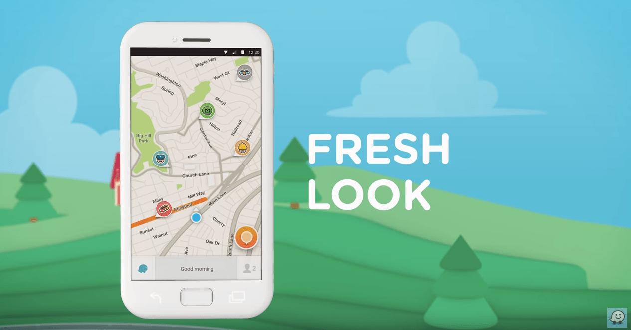 La nouvelle version de Waze, c'est officiellement pour «bientôt» sur Android