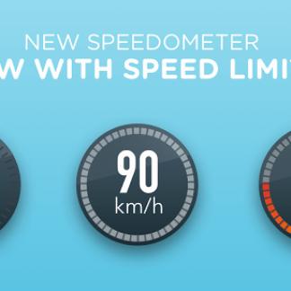 Waze évite désormais les excès de vitesse