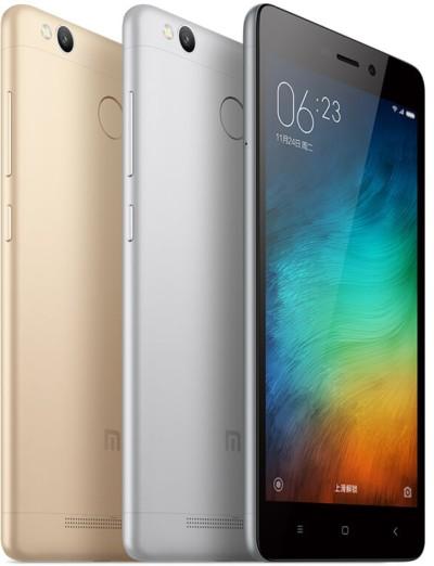 Xiaomi Redmi 3 Pro : 3 Go de RAM et un capteur d'empreintes à petit prix