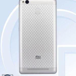 Xiaomi Redmi 3S, un capteur d'empreintes en entrée de gamme
