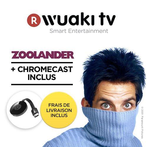 Bon plan : Pour 24,99 euros, un Chromecast et un film