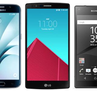 3 bons plans du jour : Sony Xperia Z5 Compact, LG G4 et Samsung Galaxy S6