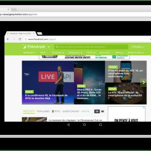 Genymotion Cloud, l'émulateur cloud Android conçu avec amour