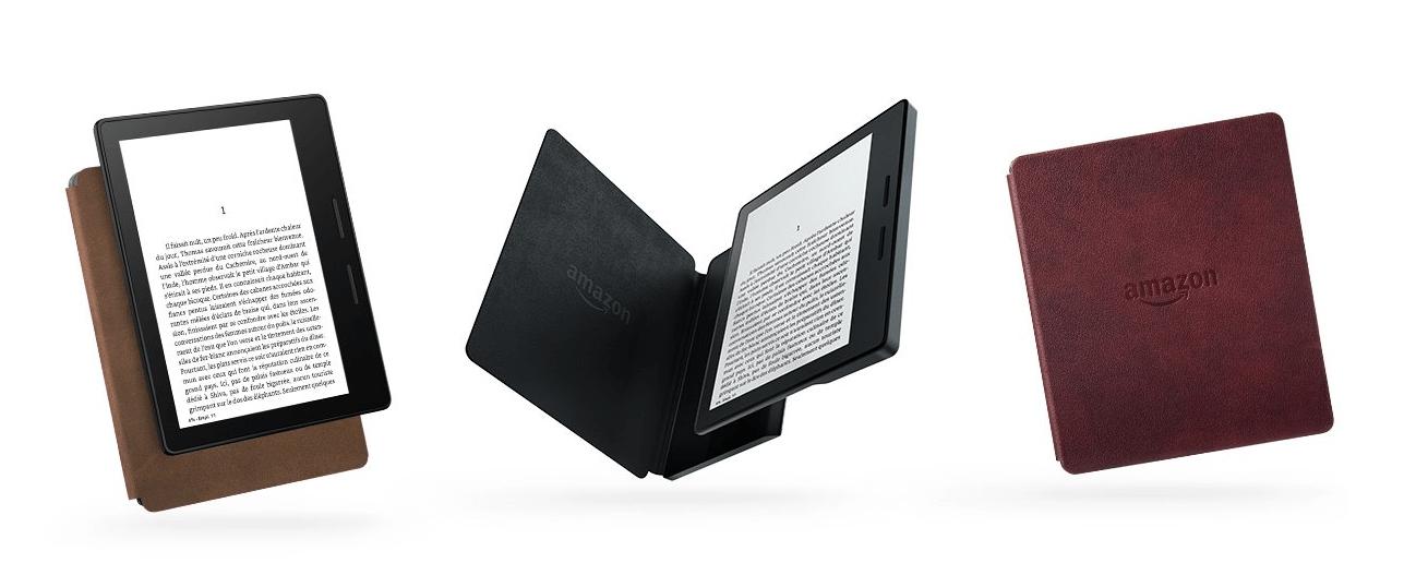 Oasis, le Kindle surprise d'Amazon