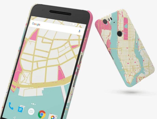 Google propose de personnaliser les Nexus grâce à ses coques «Live Cases»