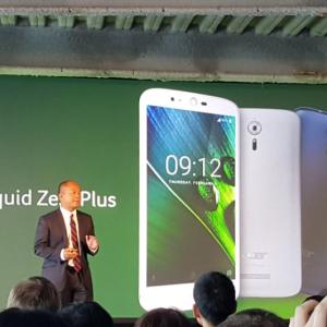 Acer annonce le Liquid Zest Plus avec une batterie de 5000 mAh