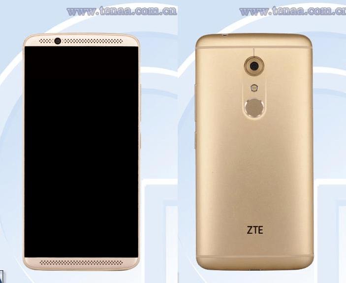 Le ZTE Axon 2 dévoile une fiche technique résolument haut de gamme