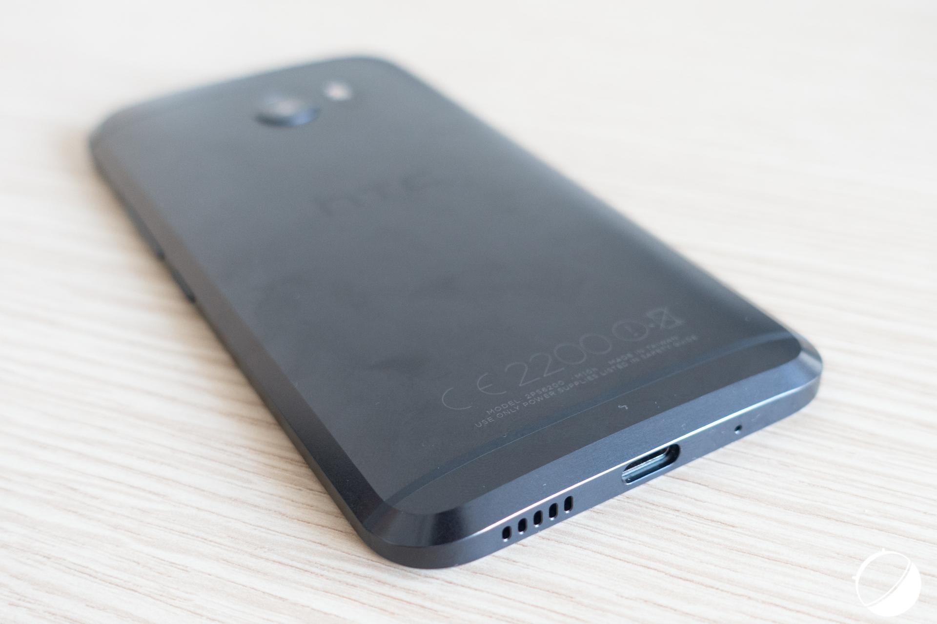 HTC 10 : Focus sur sa partie audio Hi-Res et sur l'audio HD