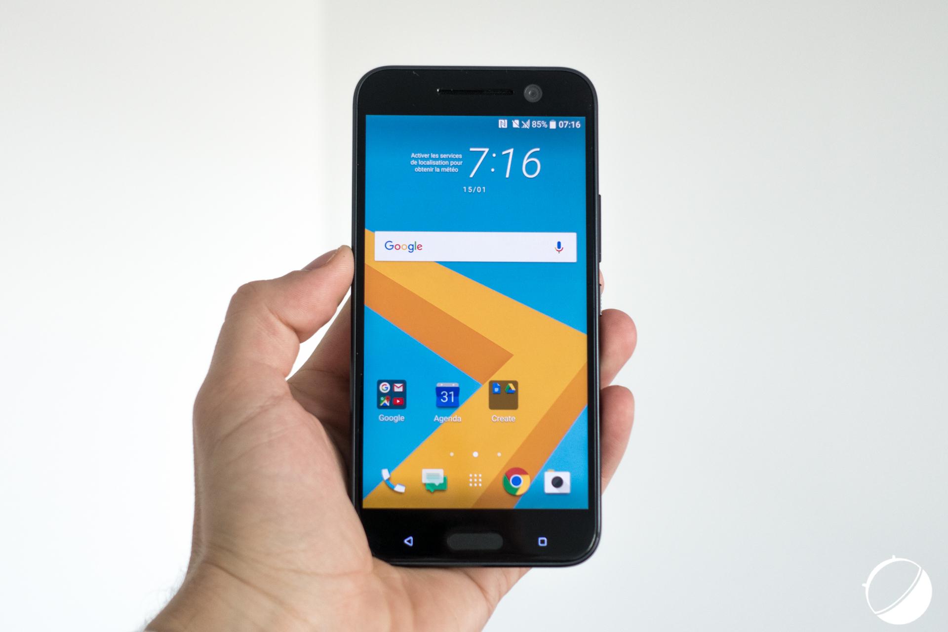 Le HTC 10 est compatible avec Apple AirPlay