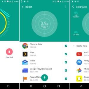 HTC Boost+ : une application pour nettoyer son téléphone