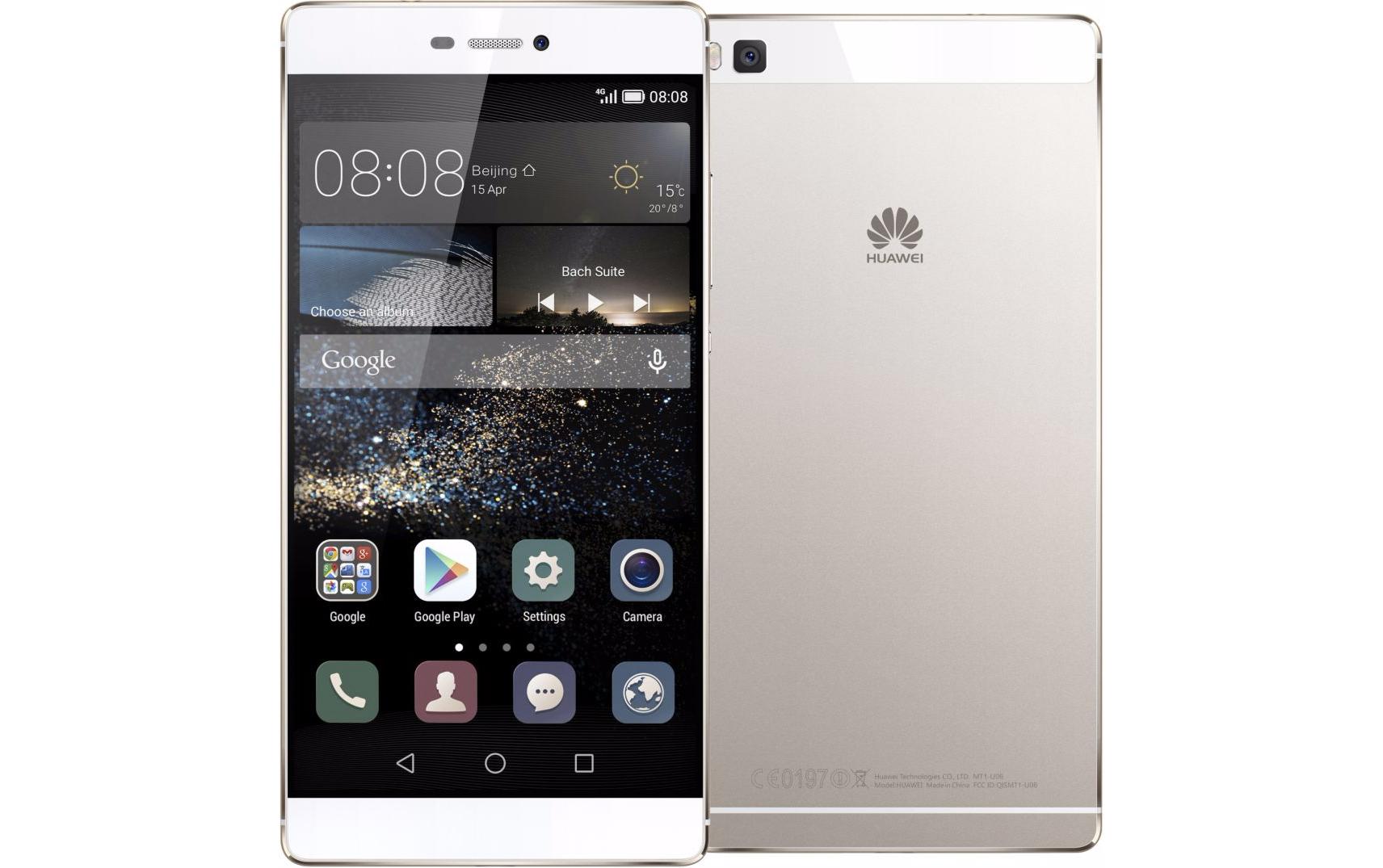 Bon plan : Le Huawei P8 à 299 euros au lieu de 369 euros