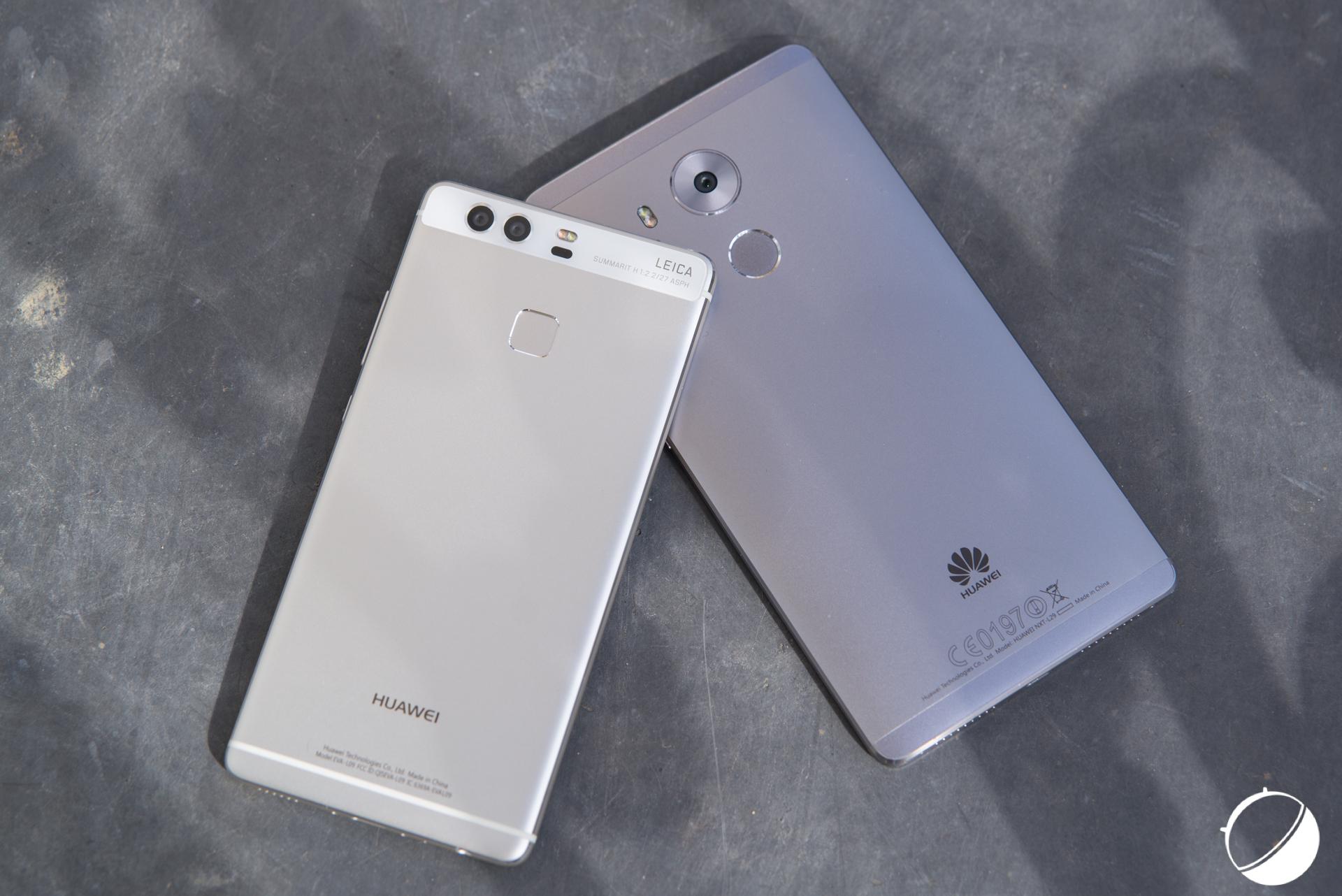 Huawei explicite les smartphones qui recevront Android 8.0 Oreo et EMUI 8.0