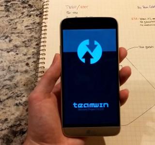 TWRP compatible avec six nouveaux smartphones dont le Galaxy Note 7 de Samsung