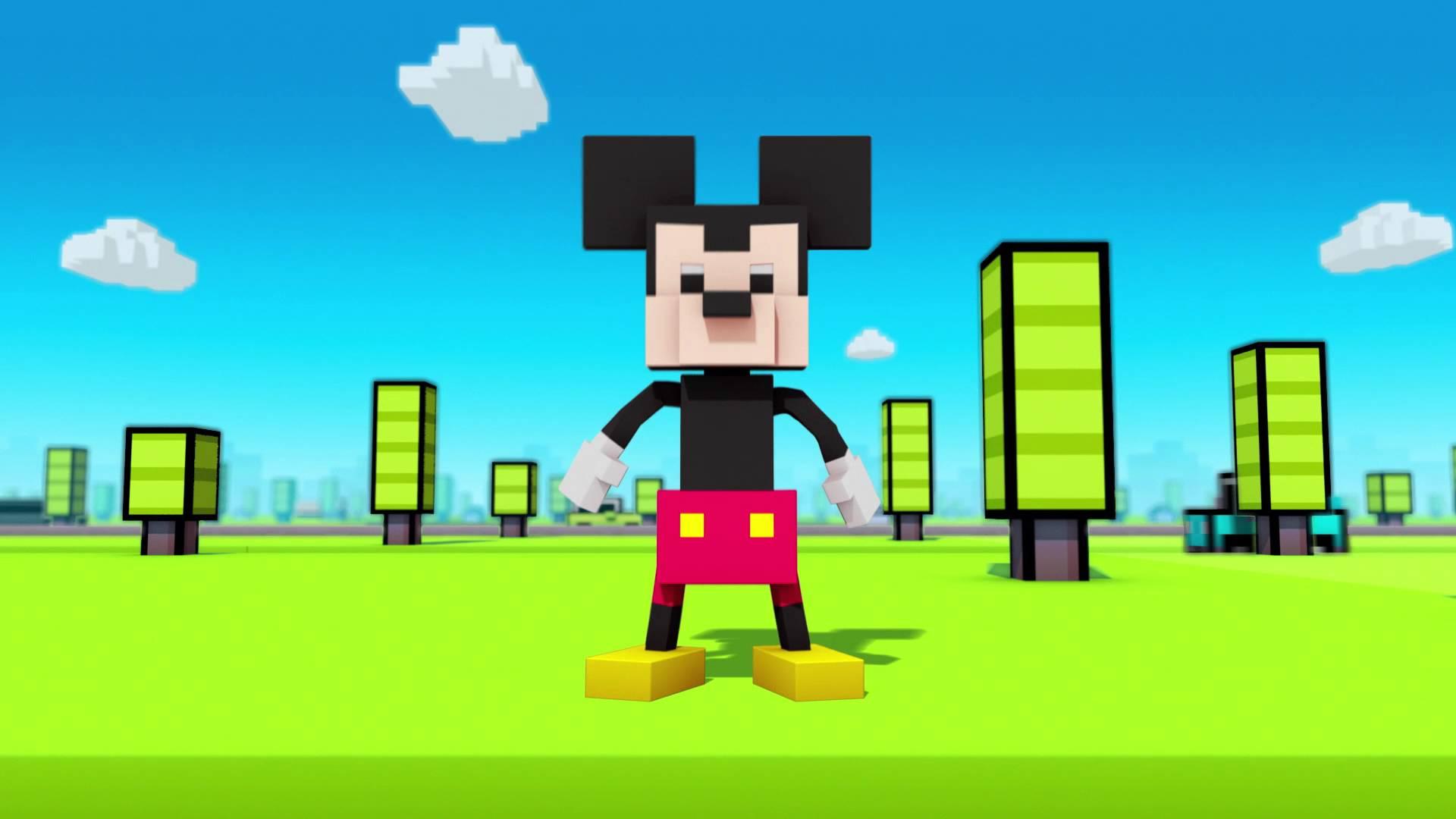 Disney Crossy Road fait son chemin sur le Play Store