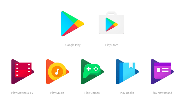 À une semaine de la Google I/O, Google rafraîchit ses icônes
