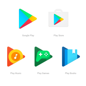 Google change le design des icônes de ses Play Apps pour mieux les unifier