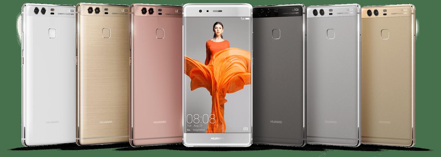 Le Huawei P9 est officiel : un smartphone premium co-développé avec Leica