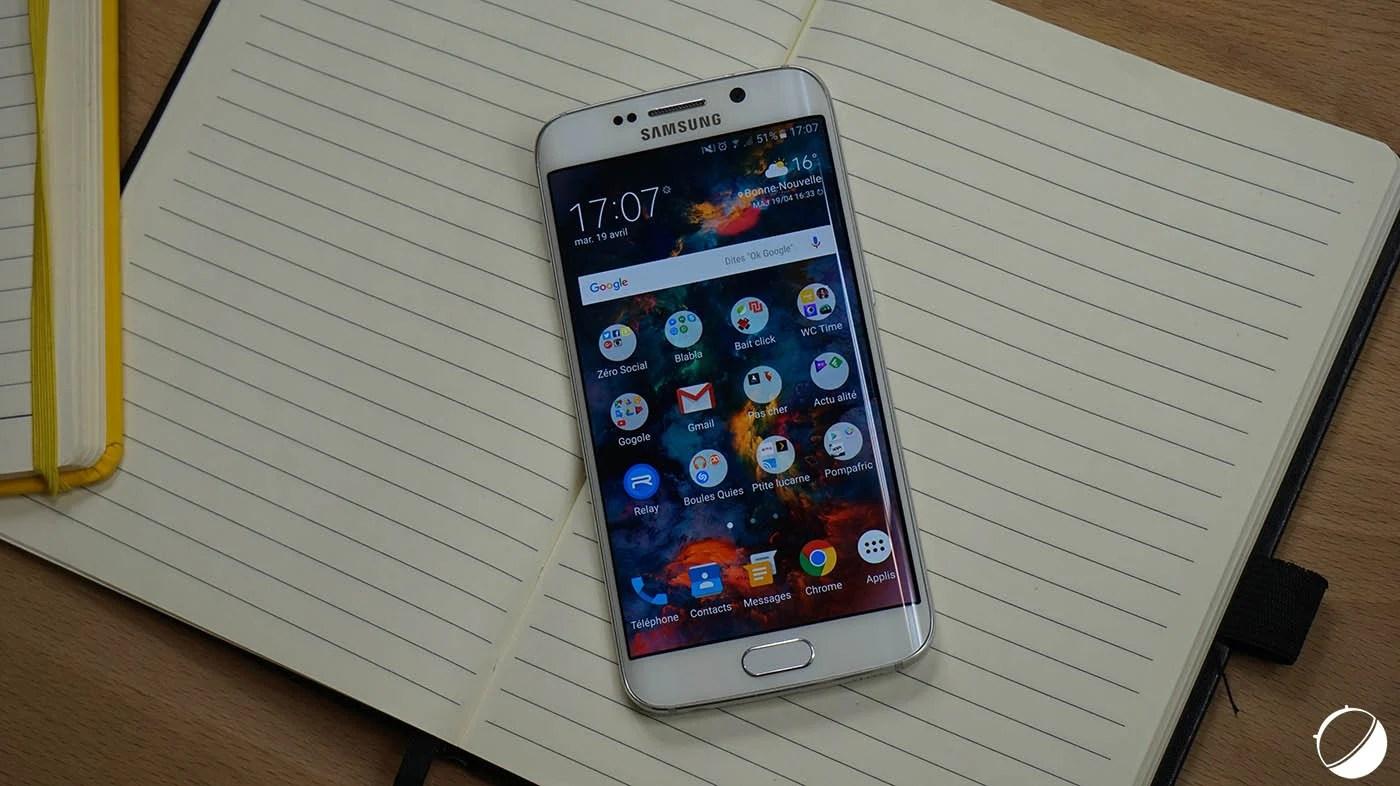 Samsung Galaxy S6 edge : un an après, est-il toujours au top ?