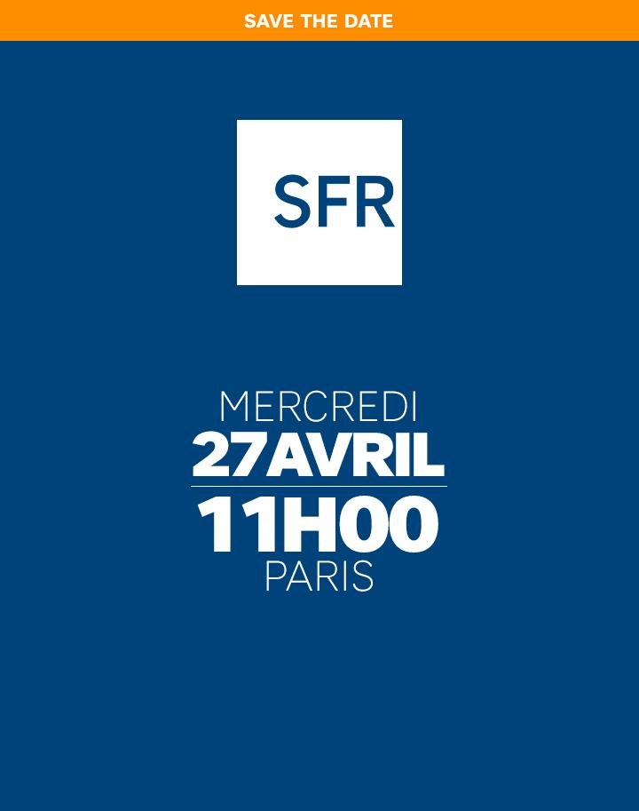 Chez SFR, des annonces à venir dans le domaine des médias ?