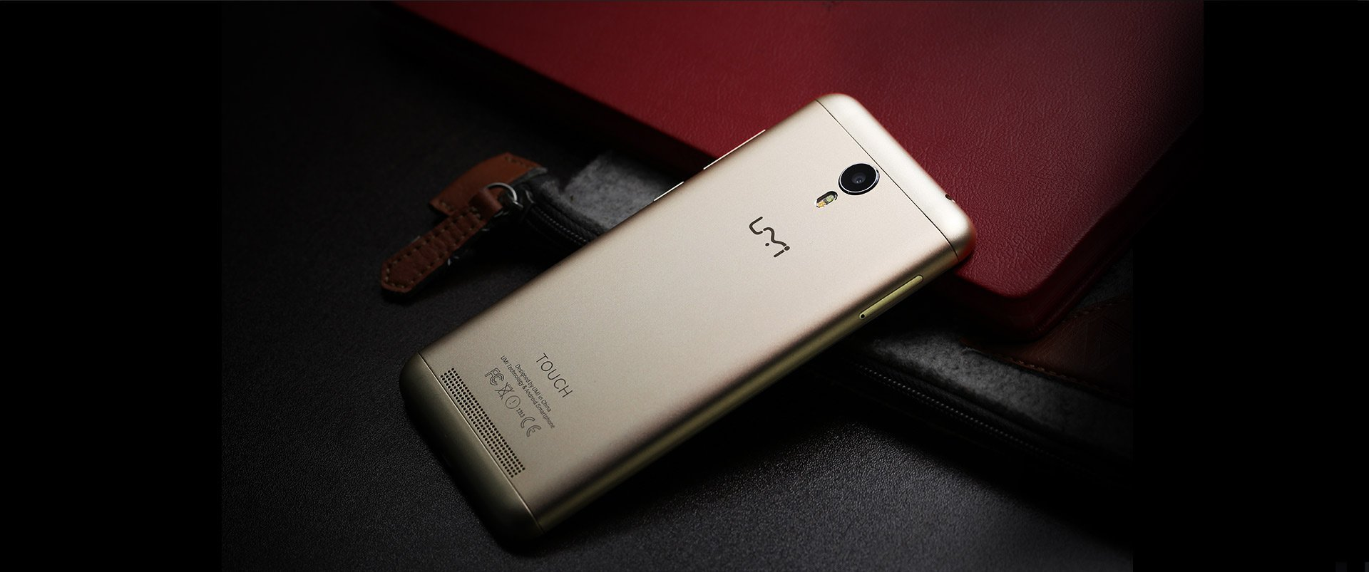 Découvrez le UMI Touch, un smartphone au très bon rapport qualité/prix