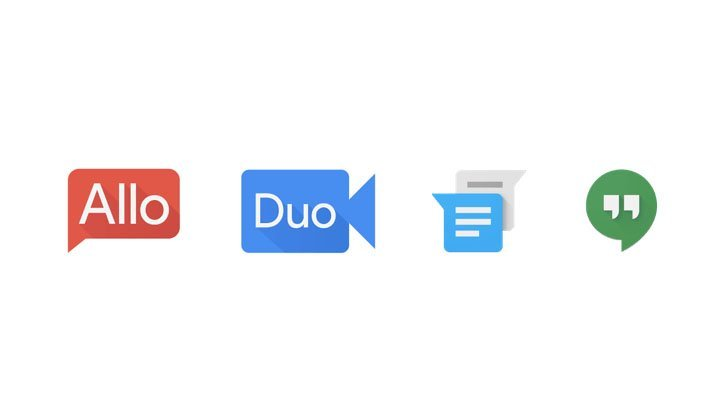 Tech'spresso :  Google Duo disponible, Google condamné en Russie, et des capteurs d'empreintes bientôt partout