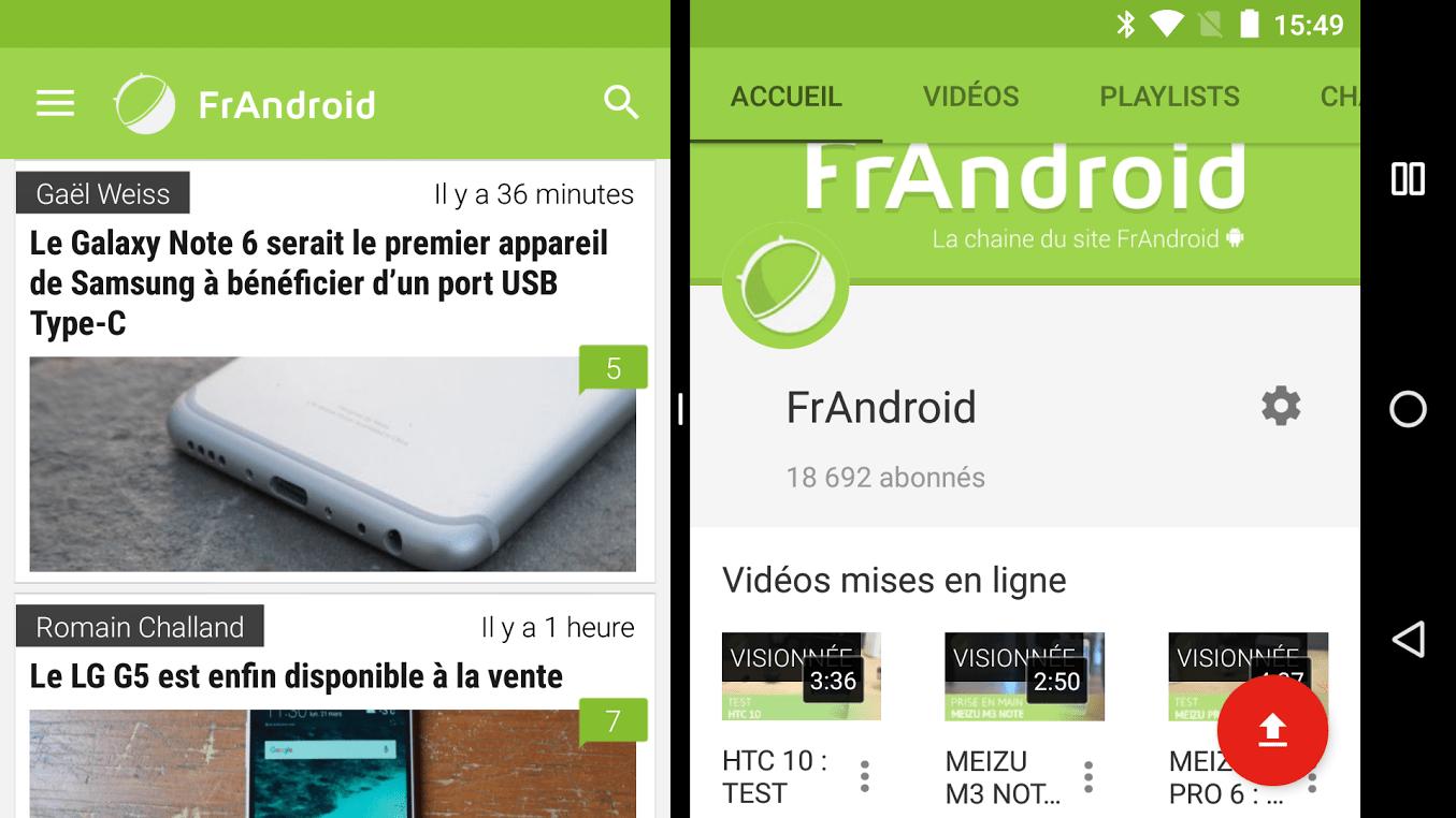 Sous Android 7.0 Nougat, Samsung ne pourra plus utiliser son système multifenêtre TouchWiz