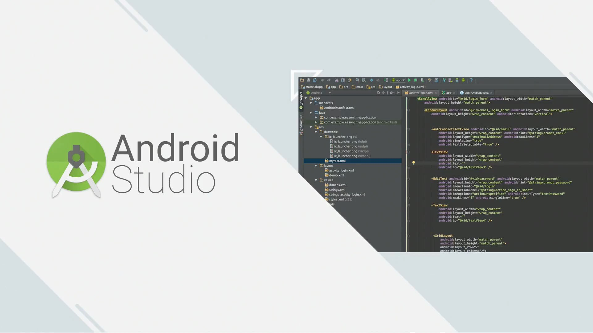 Android Studio 2.2 : Layout Editor et amélioration d'Instant Run au programme