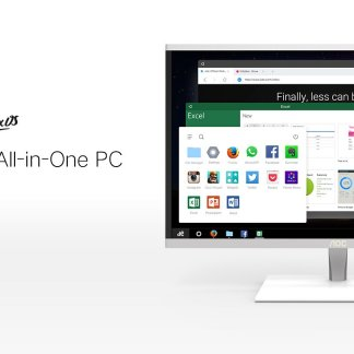 AOC Mars : Remix OS (Jide Tech) a désormais son propre all-in-one