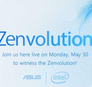 Asus promet sa Zenvolution pour le Computex, nous parions évidemment sur le Zenfone 3