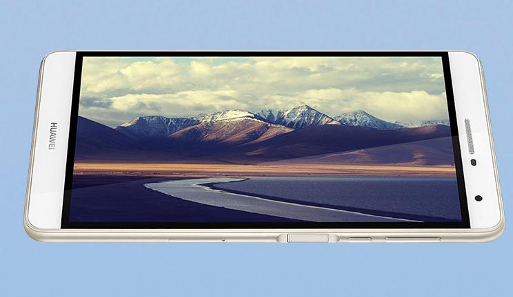 Huawei officialise aussi une Mediapad M2 de 7 pouces