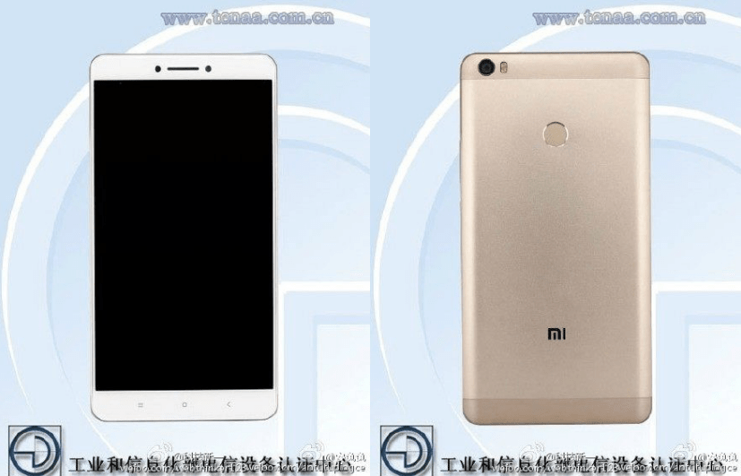 Xiaomi Mi Max dévoile sa batterie de 4000 mAh