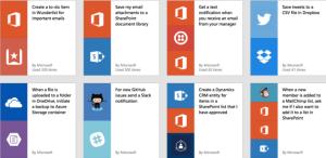 Avec Flow, Microsoft lance une alternative à IFTTT dédiée aux entreprises