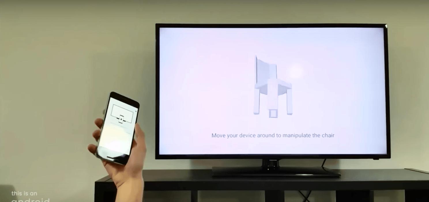 Vidéo : le smartphone transformé en contrôleur 3D pour la réalité virtuelle