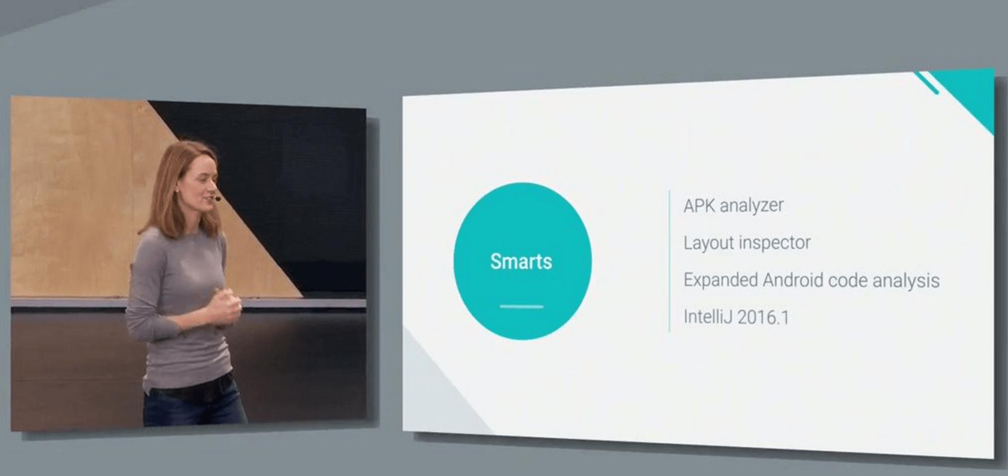 Android Studio 2.2 est disponible, avec de nombreuses fonctions bienvenues