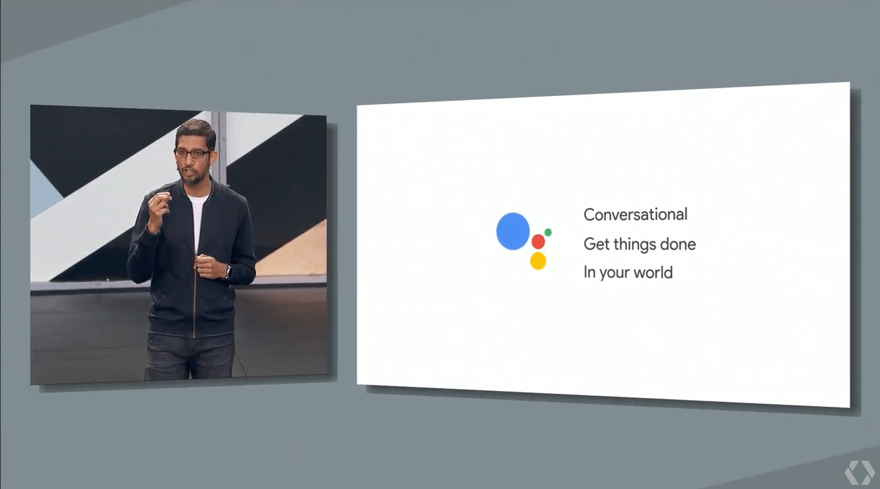 Google Assistant : quand Google Now est capable de suivre une conversation