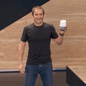 Google Home ne serait qu'un simple Chromecast associé à un haut-parleur