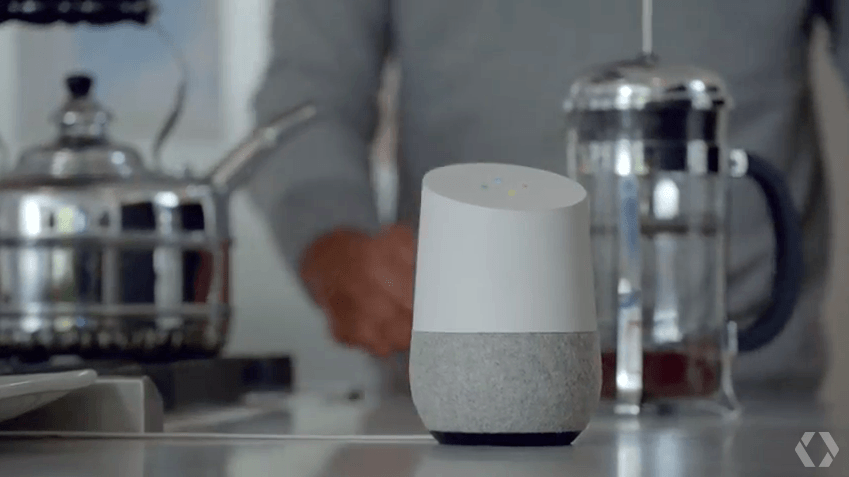 Google Home, le concurrent d'Amazon Echo est officiel