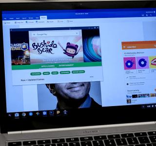 Le Google Play Store est disponible sur le Chromebook Pixel 2