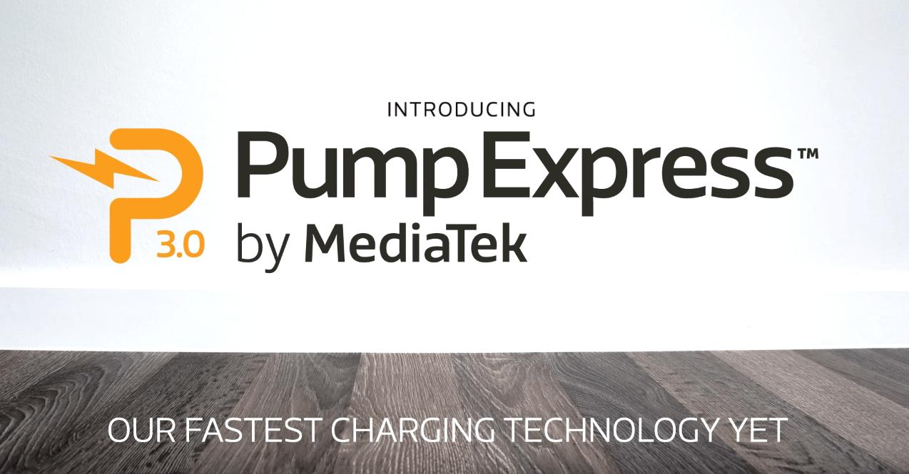 MediaTek Pump Express 3.0, une nouvelle norme de charge (encore plus) rapide