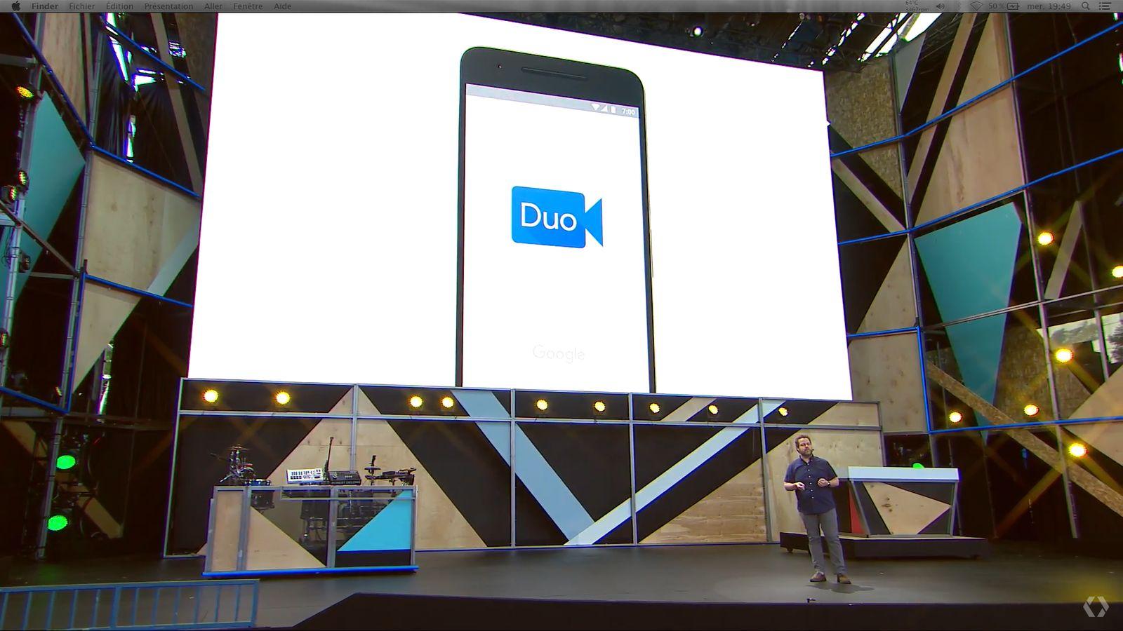Google Duo proposera bientôt les appels audio