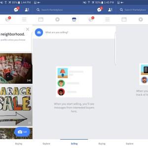 Facebook Marketplace, quand Facebook teste son propre Le Bon Coin