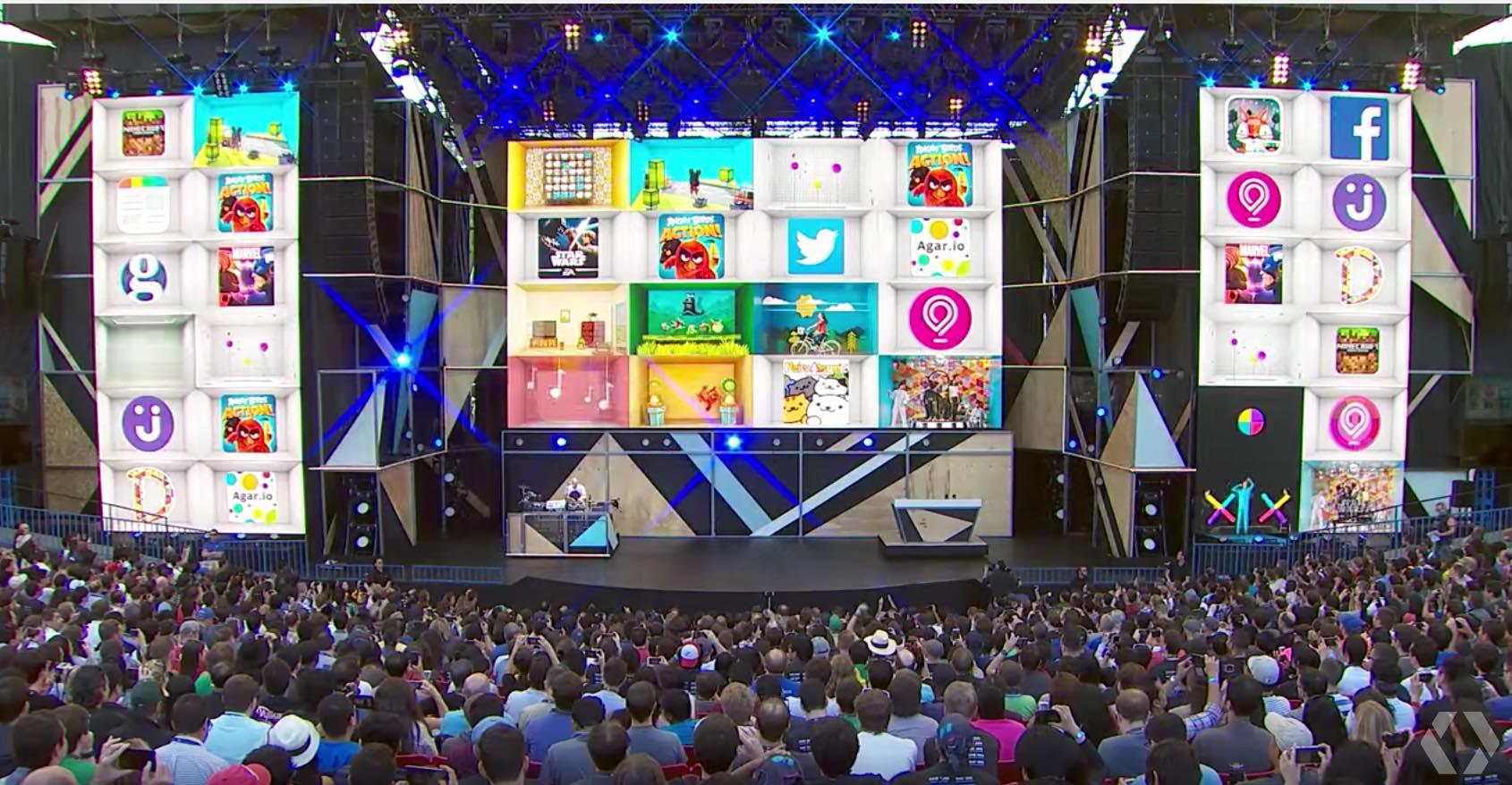 12 sessions de la Google I/O qu'il faut absolument voir