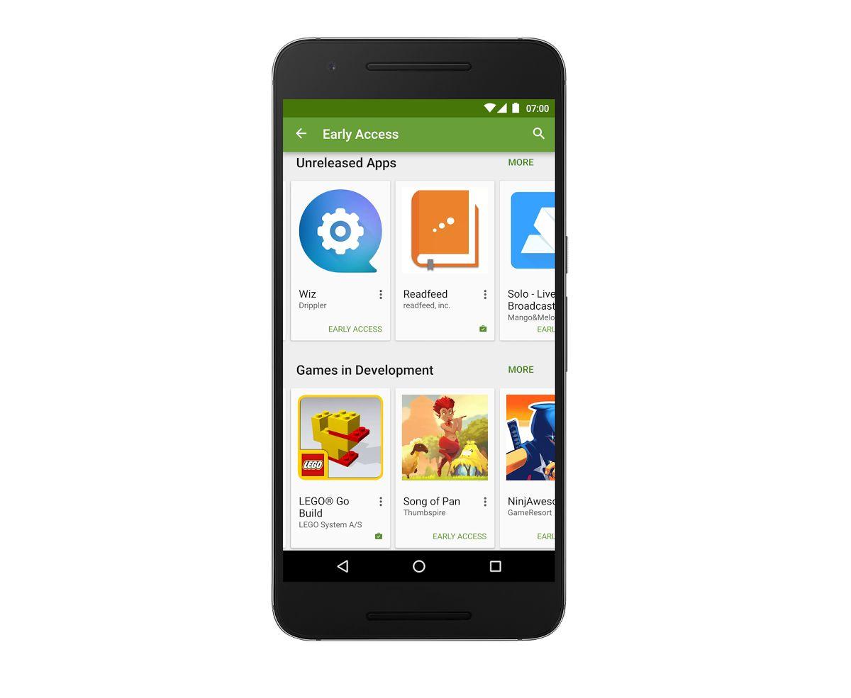Play Store : les bêta-tests d'applications plus faciles d'accès