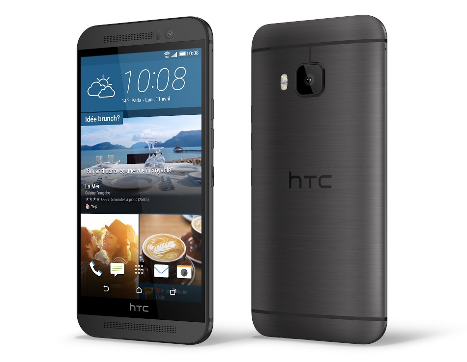 Le HTC One M9 Photo Edition, le même mais sans capteur Toshiba