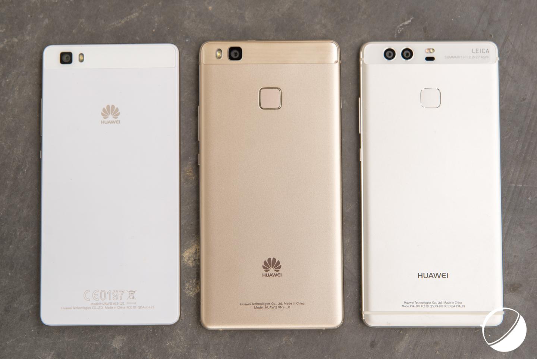 Huawei P9 : des ventes 1000 % plus importantes que celles du P8 en France