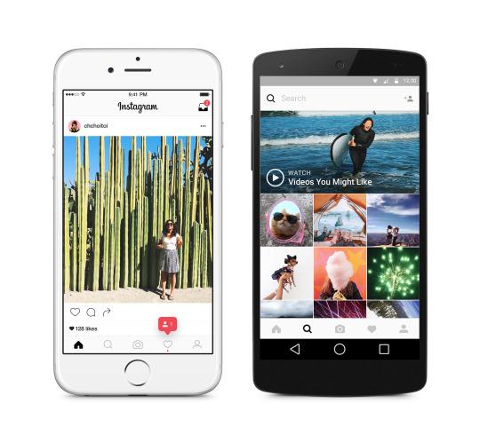 Tech'spresso : Instagram fait peau neuve, SFR publie ses résultats financiers et un client bureau pour WhatsApp
