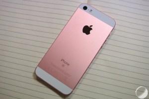 Test de l'iPhone SE, le meilleur smartphone de petite taille ?